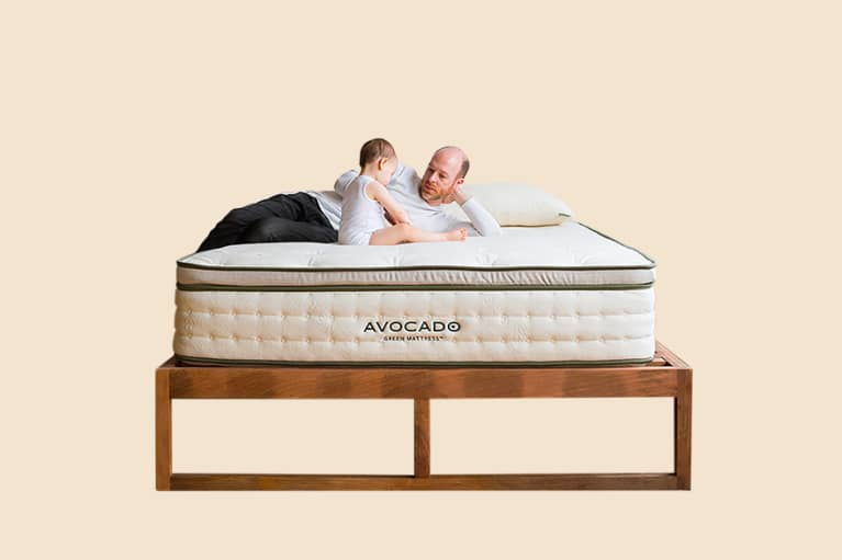 <p>Avocado Green Mattress</p>