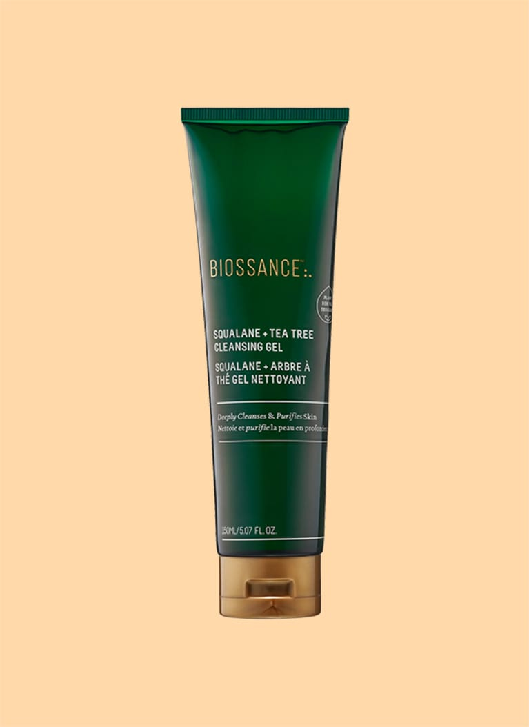 Biossance Squalane + Tea Tree Cleansing Gel