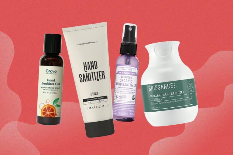 hand sanitizer roundup