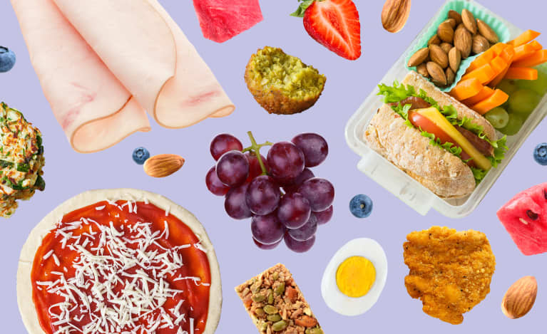 What The Healthiest People We Know Pack For THEIR Kids' Lunches