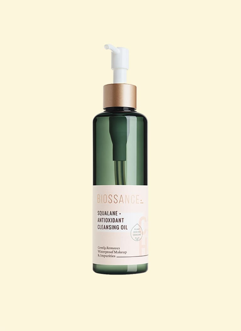 biossance cleansing oil