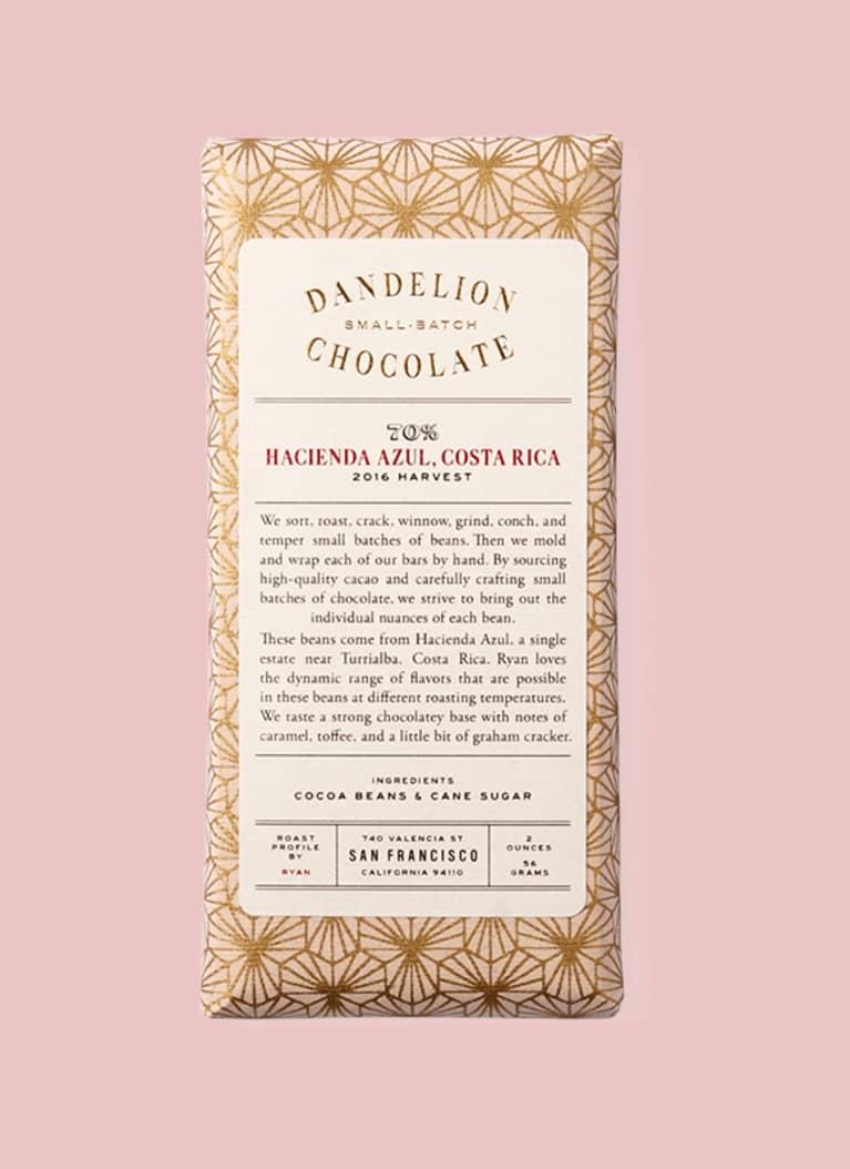 3. Dandelion Chocolate
