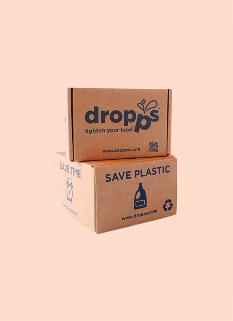 Dropps Baby Sensitive Skin Laundry Detergent Pods