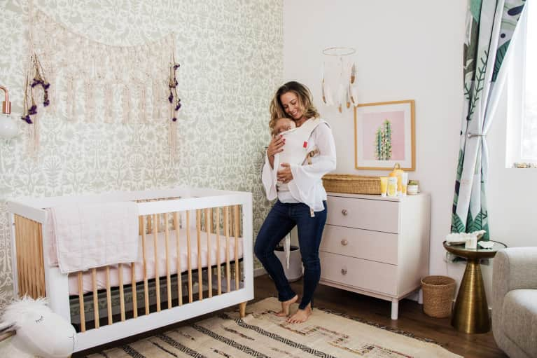 The Starter Essentials You Need To Create An All-Natural Nursery