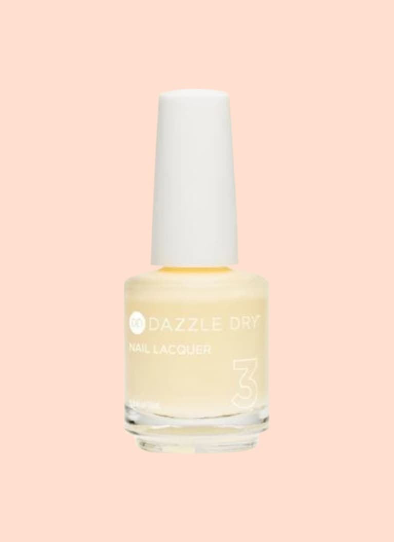 Dazzle Dry Nail Polish In Frozen Lemonade