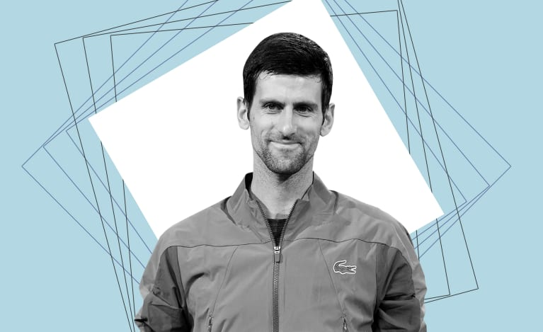 Novak Djokovic Attributes Australian Open Success To A Plant-Based Diet