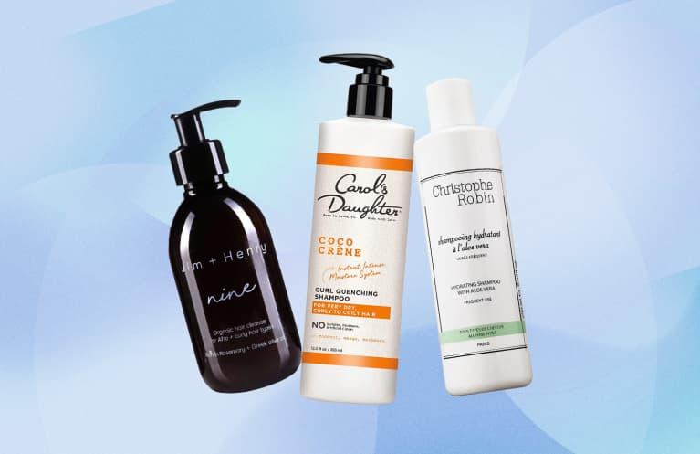 frizz free shampoo
