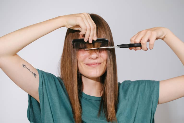 Does Cutting Your Hair Make It Grow Faster? Maybe + What Actually Does