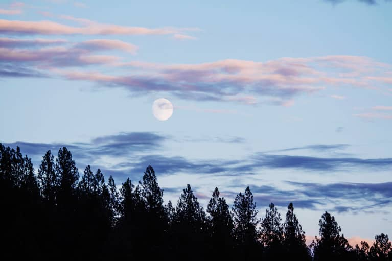 More Tired Than Usual? This Is How A Full Moon Can Affect Your Sleep