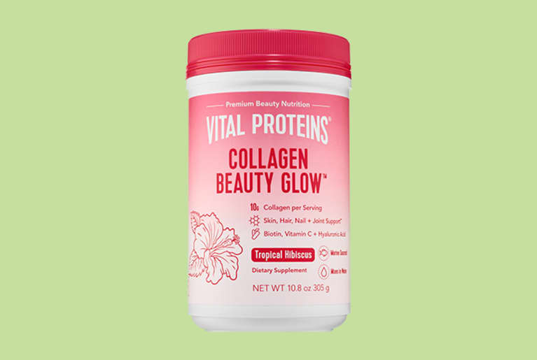 <p>Collagen Beauty Glow –Tropical Hibiscus</p>