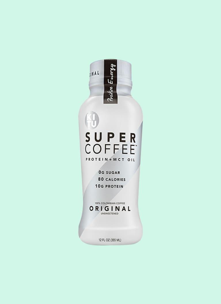 Super Coffee Creamy Black
