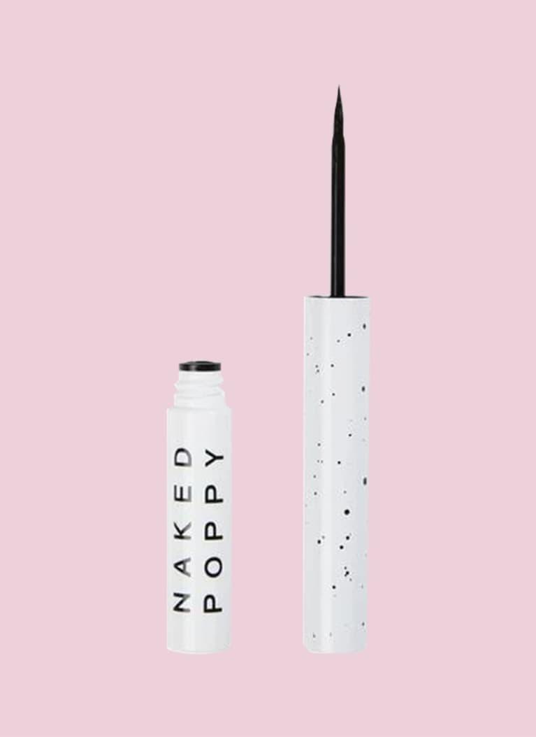 NakedPoppy Liquid Eyeliner