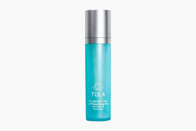 <p>TULA Probiotic Skin Care Pro-Glycolic 10% pH Resurfacing Gel Toner</p>
