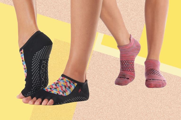 6 best pairs of yoga socks to enhance your practice