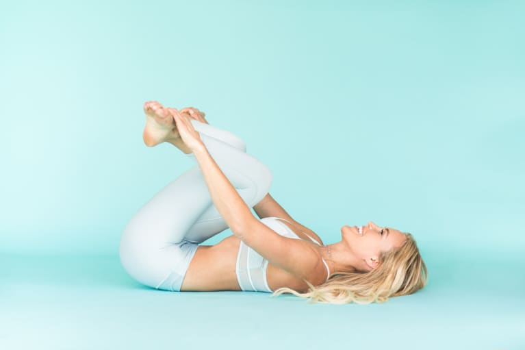 A 10-Minute Yoga Flow To Do The Next Time You Can't Sleep