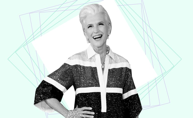 Supermodel & Dietitian Maye Musk On Why 71 Is Her Peak Age