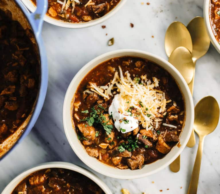 It's Chili Season: Health Benefits, Ingredients To Use + Recipes