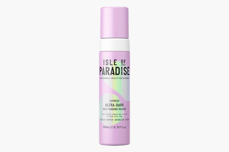 <p>Isle of Paradise Express Ultra-Dark Self-Tanning Mousse</p>