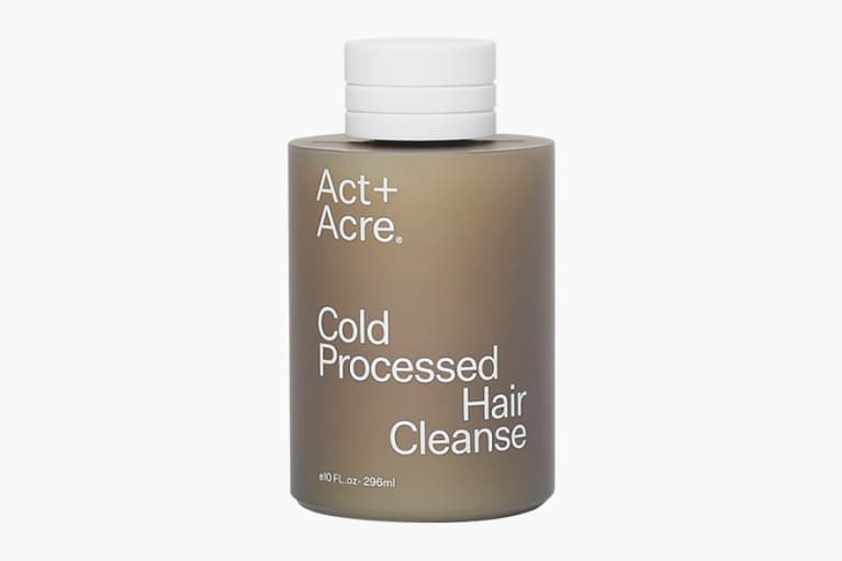 <p>Act + Acre Cold Processed Hair Care</p>