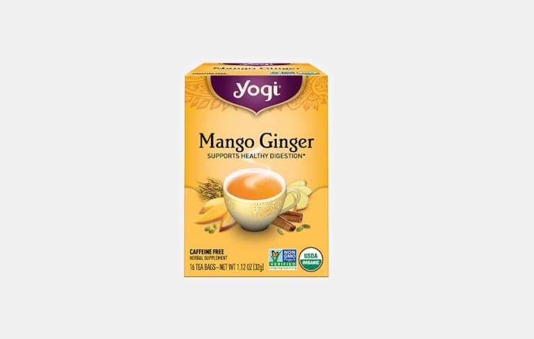 <p>Mango Ginger Tea</p>