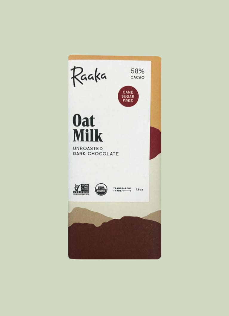 Milk Chocolate Is So 2019: Say Hello To These Oat Milk Chocolate Bars
