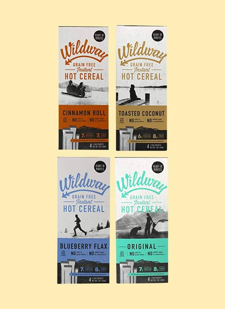 Wildway Grain-Free Instant Hot Cereal