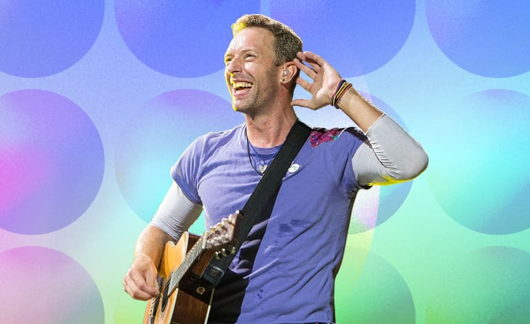 Coldplay Has A Head Full Of Dreams For A More Sustainable Tour