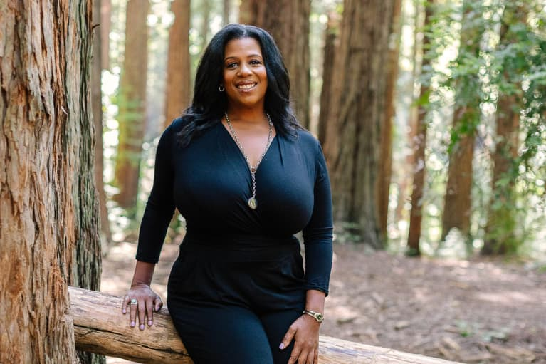 Rue Mapp, Founder of Outdoor Afro