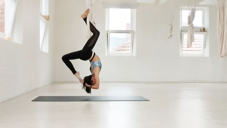 Why Getting Upside Down Is The Best Thing You Can Do For Your Body