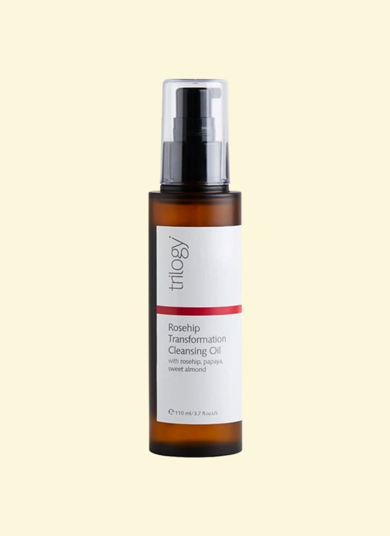 trilogy cleansing oil