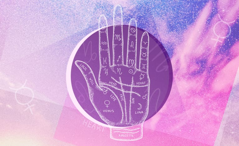 "What Your Palm's ""Heart Line"" Can Tell You About Your Love Life"