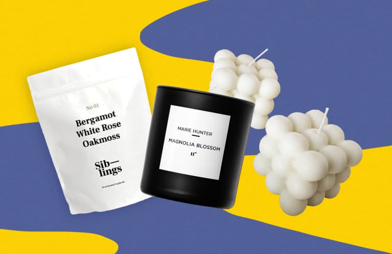 These 8 Clean-Burning Soy Candles Are Like A Spa Day For Your Nose