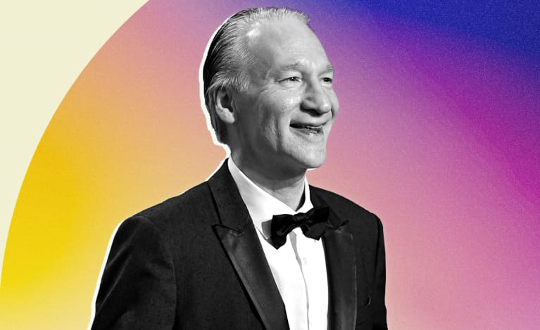 Leading The Health Charge Amid The COVID Chaos Is... Bill Maher?