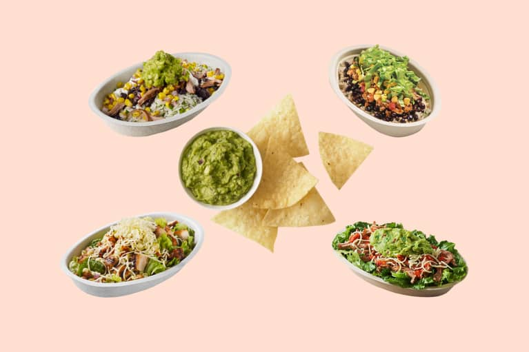 The Healthiest Foods At Chipotle, According To Nutritionists