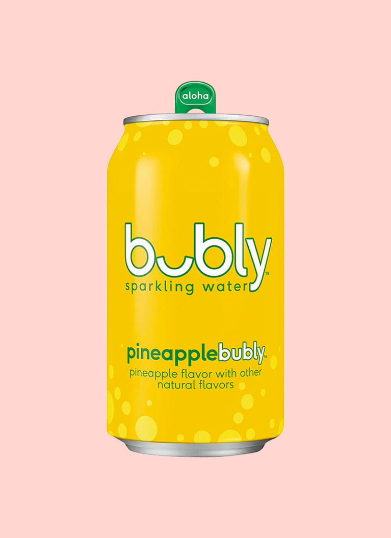 bubly Sparkling Pineapple Water