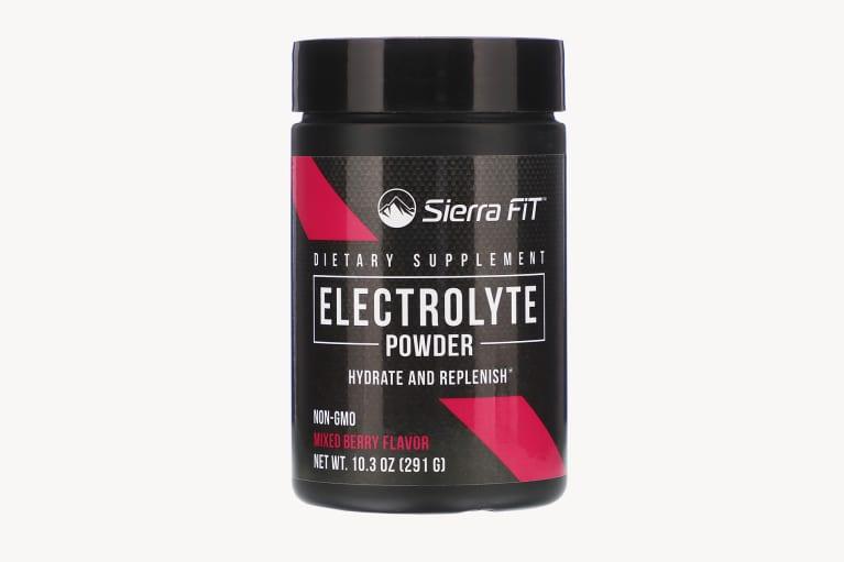 <p>Sierra Fit Electrolyte Powder</p>