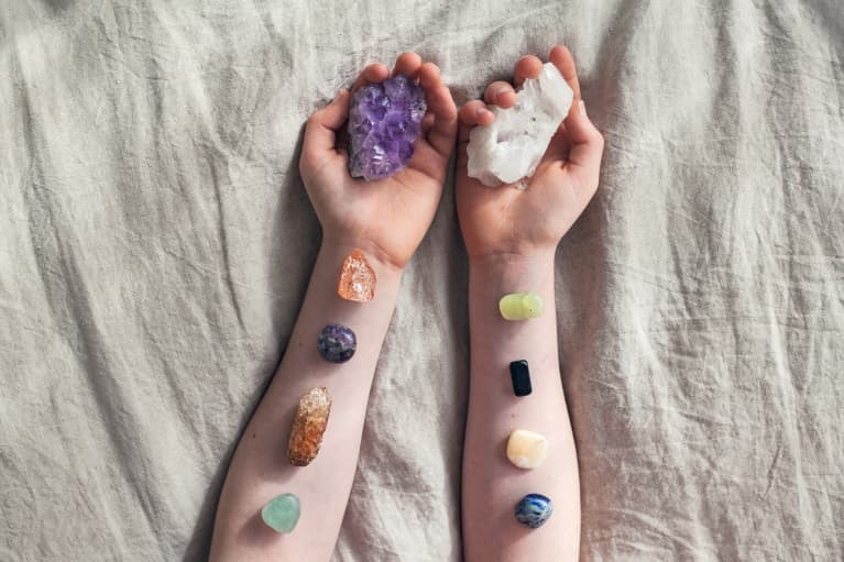 Meet Worry Stones: The Stress Ball Of The Crystal & Gemstone World