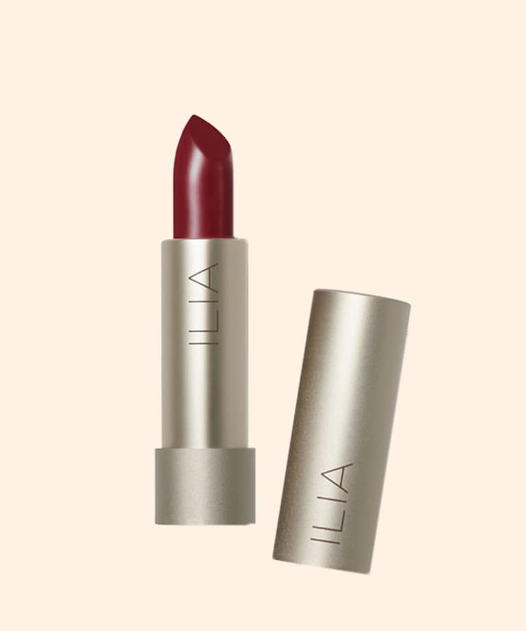 ilia lipstick in rumba