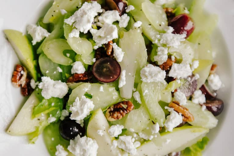 Get Your Digestion On Track With This Celery Salad