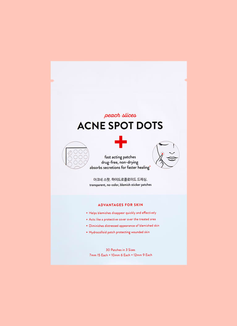 Peach Slices Acne Patch