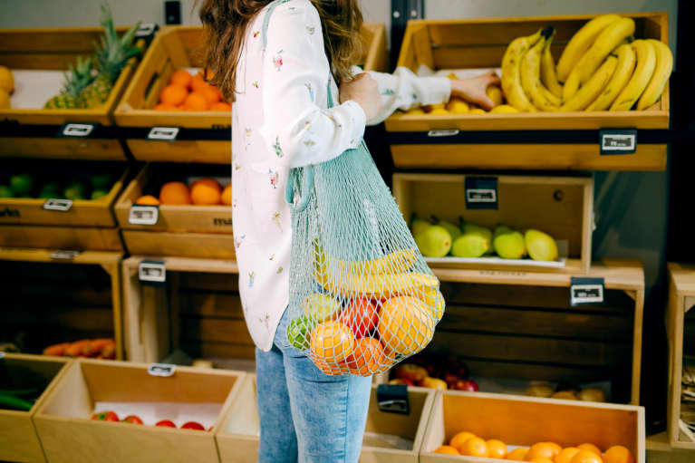 How To Make Grocery Shopping More Sustainable