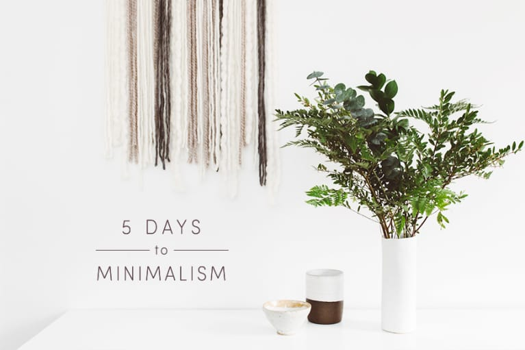 The Essentials That Belong In Every Minimalist Home