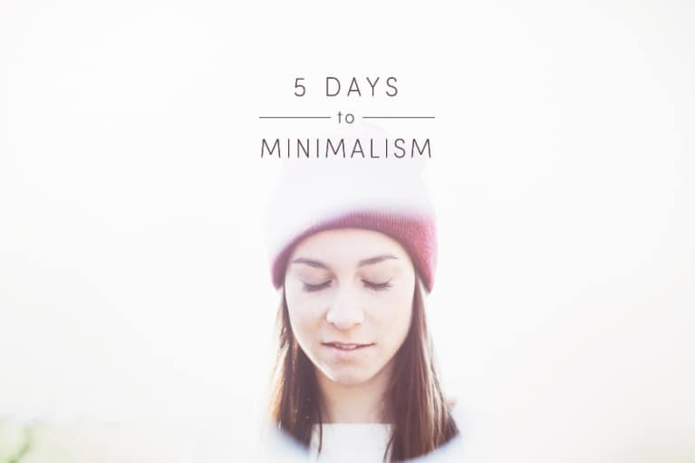 Minimalist Makeover: How Simplifying Your Life Will Bring You Major Happiness
