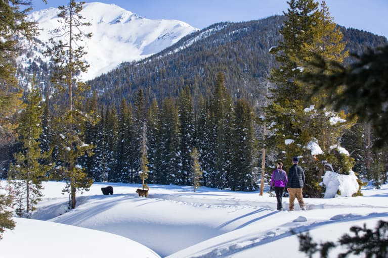 This Ski Town Is The Perfect Place For A Post-Holiday Wellness Retreat