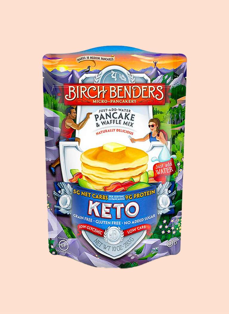 Birch Benders' Keto Pancake & Waffle Mix