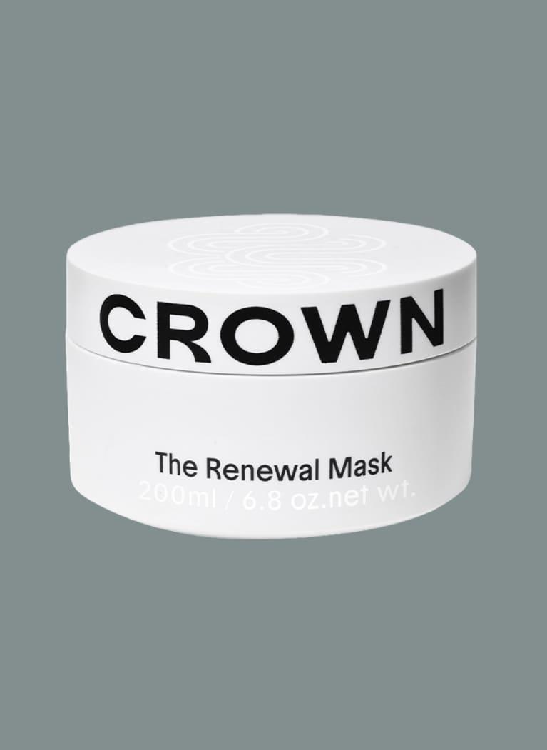 crown affair hair mask