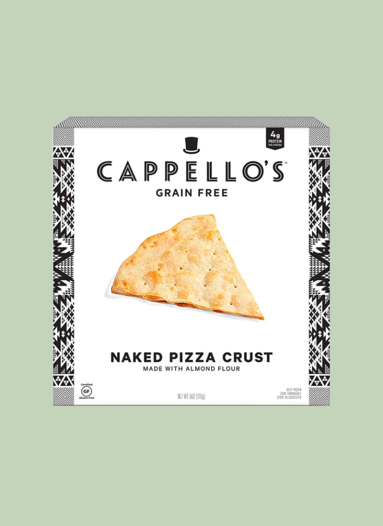 Cappello's Naked Pizza Crust
