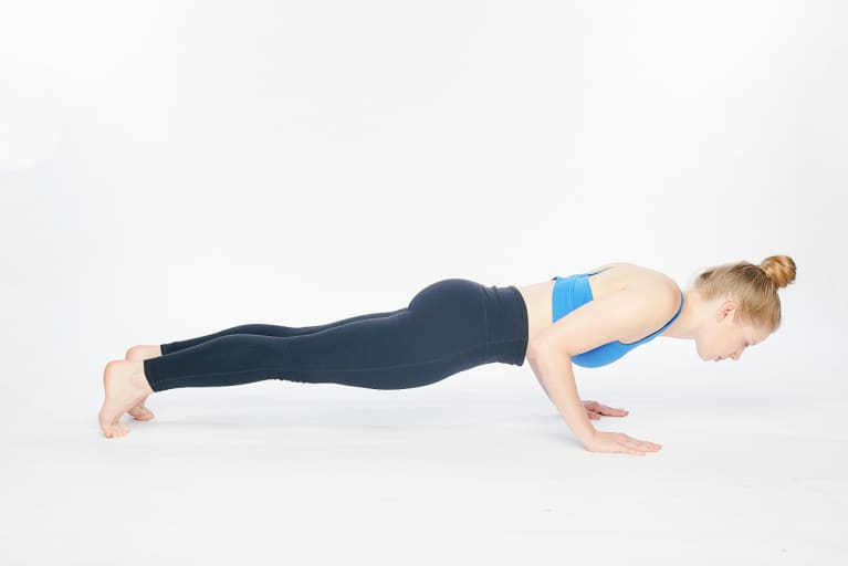 Push Ups/Chaturanga