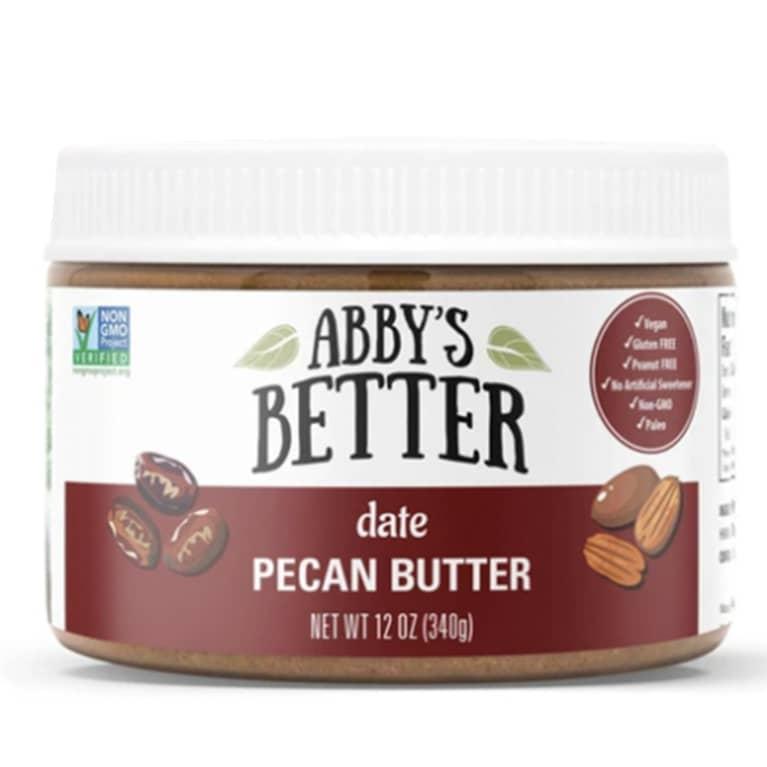 Abby's Better pecan butter