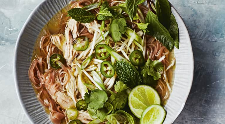The Most Comforting Chicken Pho You Can Actually Make On Weeknights (With Or Without A Pressure Cooker!)
